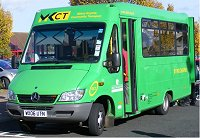Community Transport for the elderly and disabled under threat from Conservative cuts